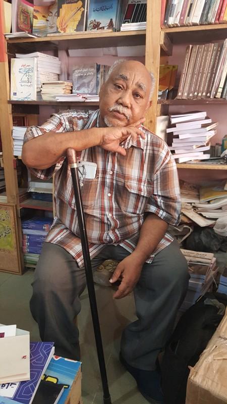 Interview With Sudanese Poet Mutasim Alizerig