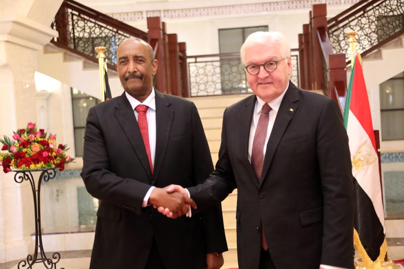 Panorama Of Sudanese - German Relations