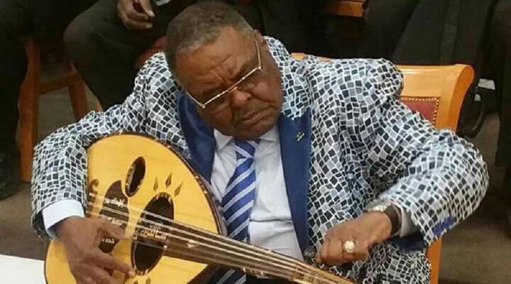 Khartoum Celebrates 80th Birthday Of  Music Composer Beshir Abbas
