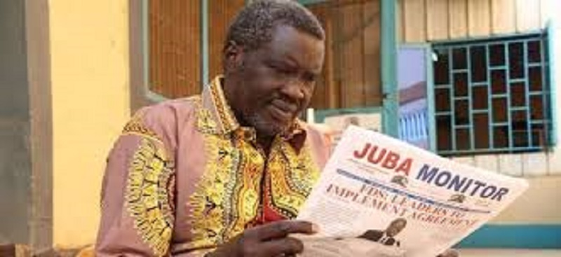 Alfred Taban: A Story Of A Patriotic Journalist Who Lived For His People's Cause