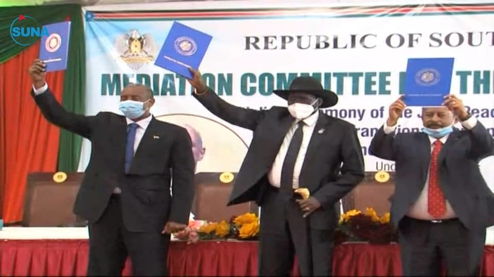 Initialed Juba Deal Receives Wide Acclamation