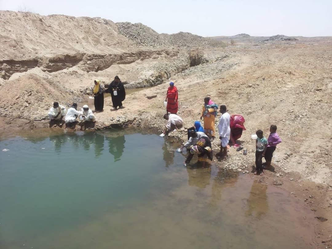 Ukashah Natural Springs For Treatment