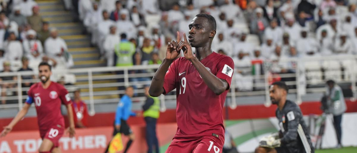 Sudanese Footballer Almoez Catches Limelight After Leading Qatar To Win Asia Nations Cup