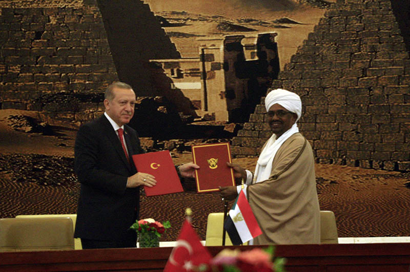 Economic Outcome of President Erdogan Visit To Sudan