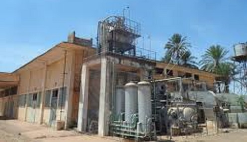 Long Deserted Babanousa Milk Plant Rises From The Rubble