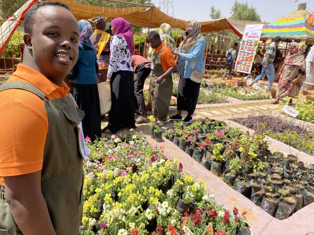 First Nursery For Employing Down Syndrome Persons