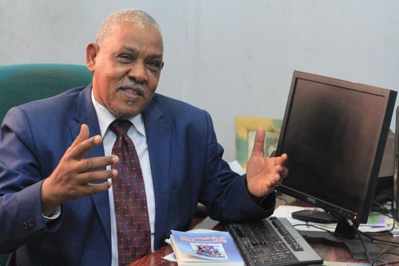 Interview With The Critic, Novelist Dr. Salah Sir Al-Khatim