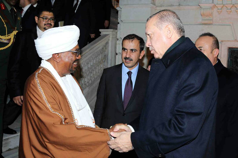 Turkish President To Visit Sudan Sunday