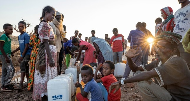 Hepatitis E Spreads In Sudan's Tigray Refugee Camps