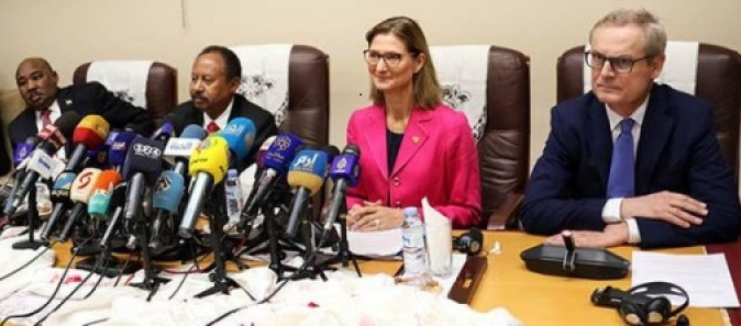 Friends Of Sudan: Where Is The Beef?