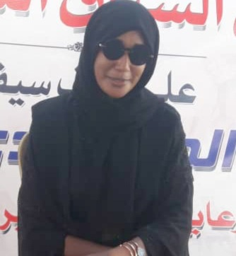 First Sudanese Woman To Organize Camel Race