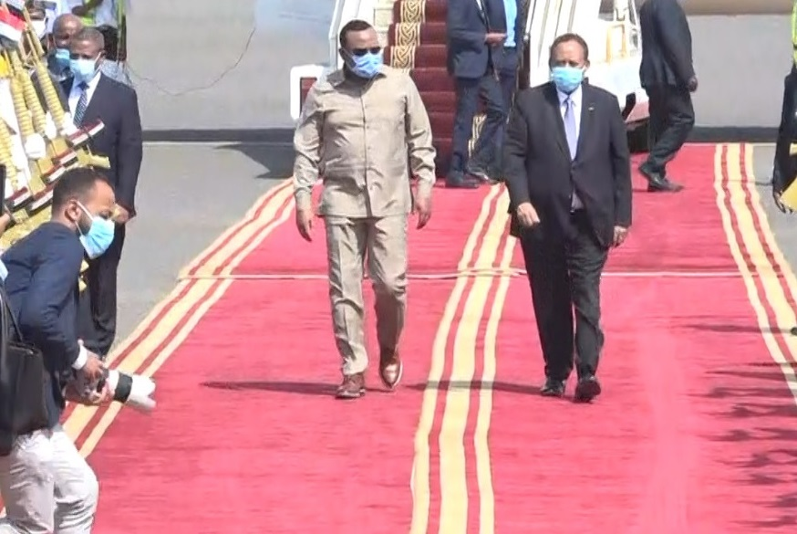 Sudan And Ethiopia Issue Joint Press Communiqué
