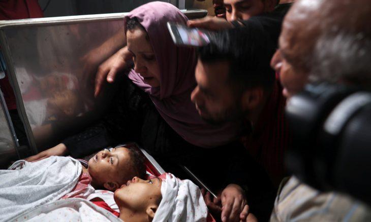 Scenes From Gaza