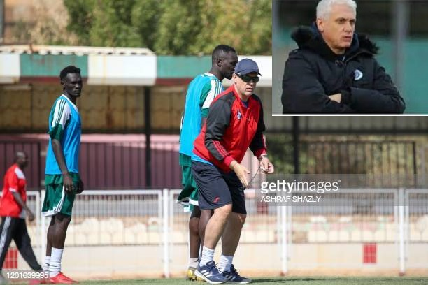 French Coach Hubert Velud Instills New Spirit In Sudan's National Team