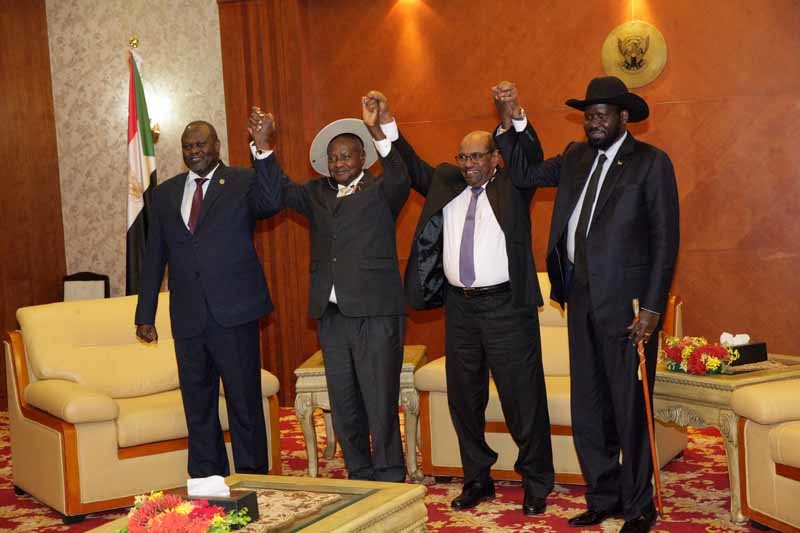 South Sudan Peace Talks Started In Khartoum
