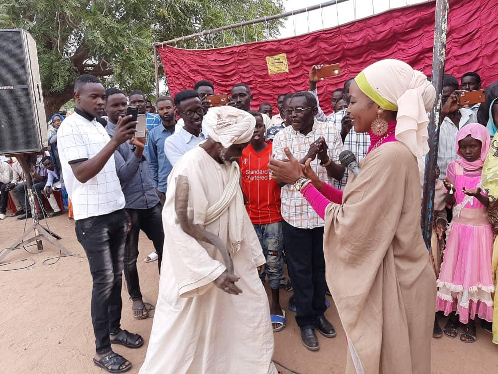 Ensaf Fathi: A New Tone In Sudanese Melody