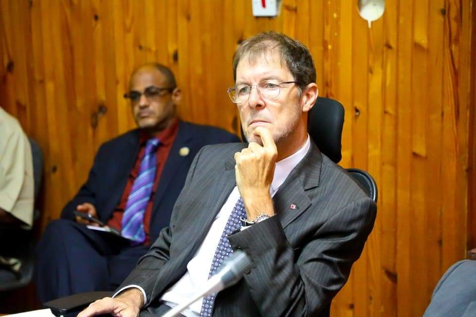 Canadian Ambassador To Sudan Visits University Of Gezira