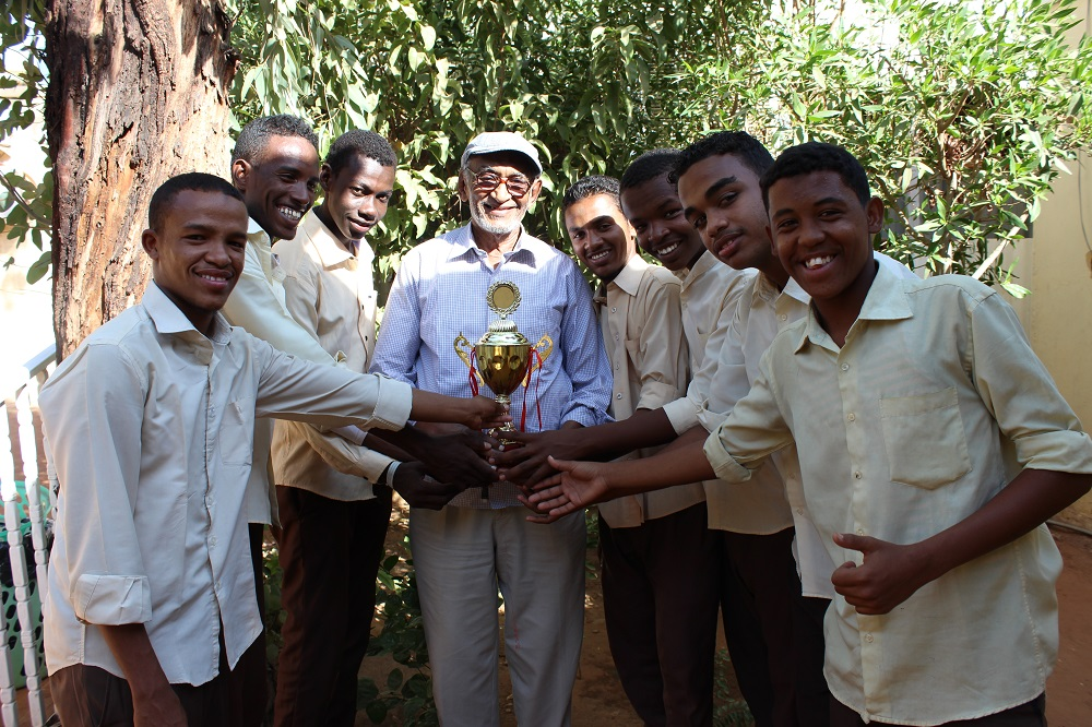Sudan's Society Of The Deaf, Five Decades Of Hard Work
