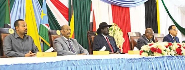 Leaders Of Rebel Movements Return To Negotiating Table
