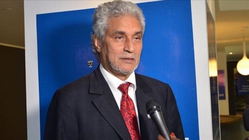 African Mediator Mohamed Alhassan Lebatt