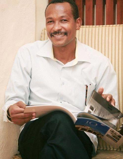 Writer Mansour Alsouwaim:When The Language Glows