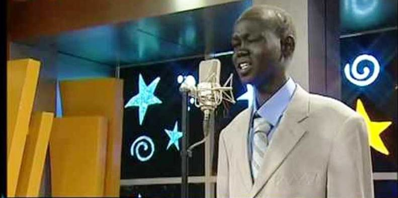 The Two Sudan Mourn Singer Chol Manut