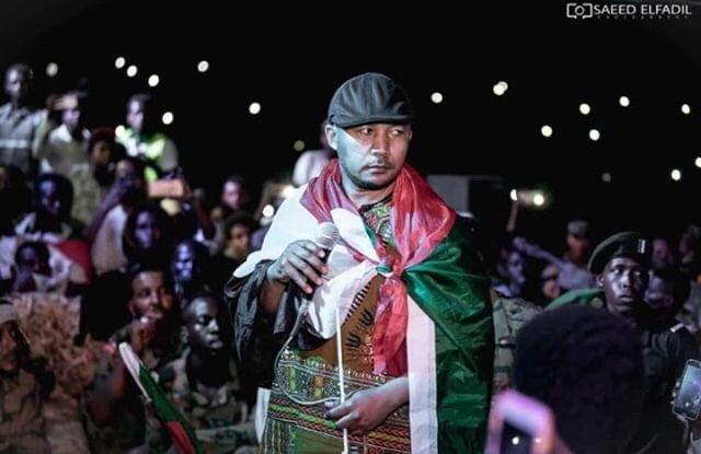 Ayman Mao: Singer Of The Revolution