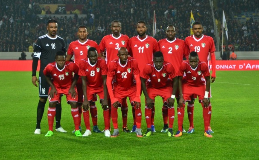 Sudan National Football Team To Play Zambia