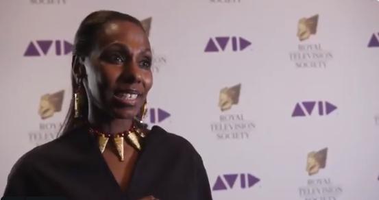Nima Elbagir Wins RTS 'TV Journalist of the Year' Award