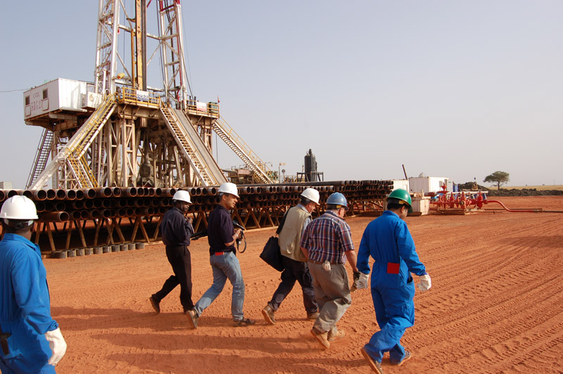 A Looming Oil Shock?
