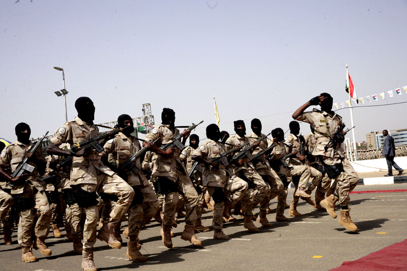 Rapid Support Forces Defeat Rebel in North Darfur