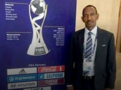 Sudanese Among World Cup's Referees
