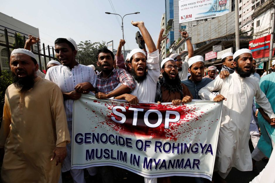 Rohingya Muslims Ordeal, A Crime Speaks Of Dead Human Conscience