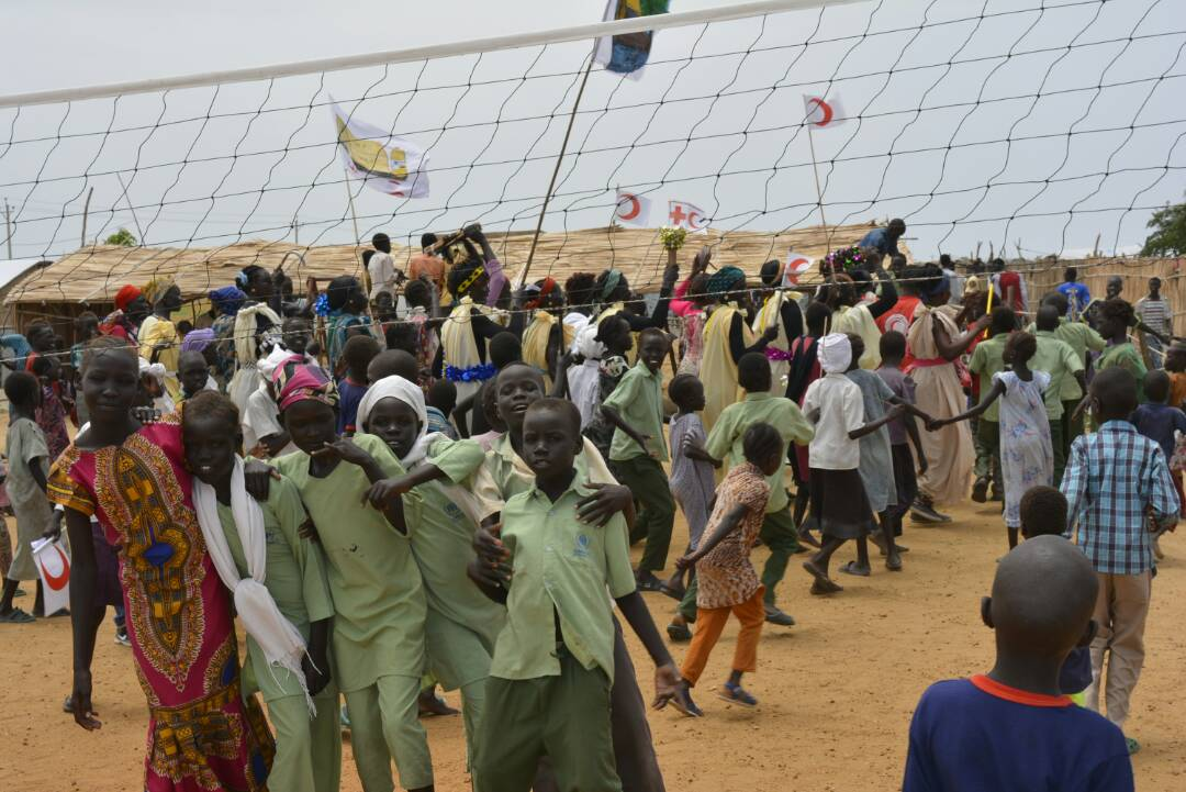 Southern Sudanese Refugees, A Time Bomb In White Nile