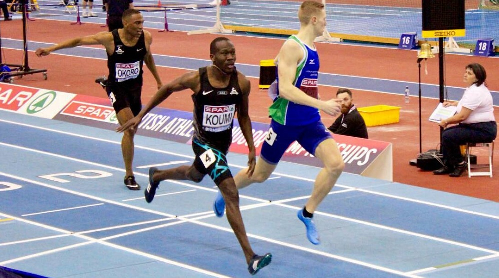Sudanese Sprinter Claims Second Place In World Indoor Championship