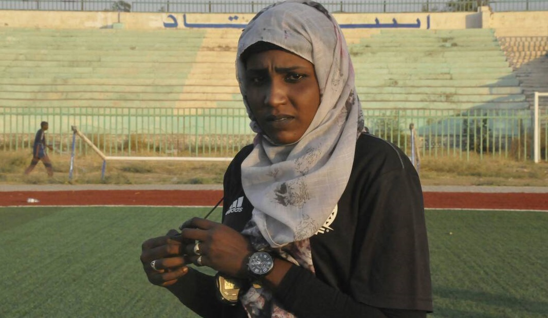 Female Football Coach Salma Almajdi Defers Marriage To Keep Coaching