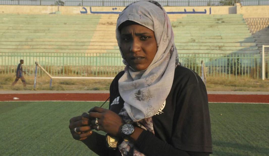 Female Football Coach Salma Almajdi Defers Marriage To Keep Coaching
