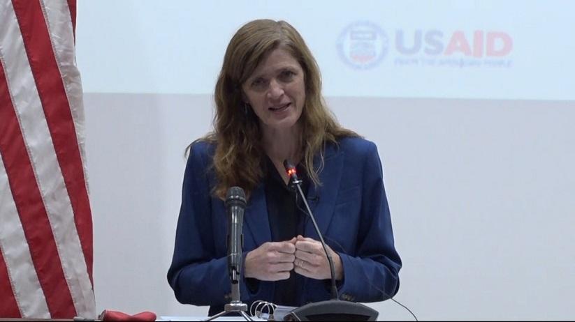 "Administrator Samantha Power's ""A New Generation Of Giving"" Speech To The University Of Khartoum"