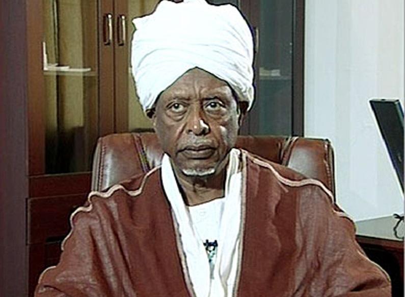 Former Sudanese President Suwar Al-Dahab Dies