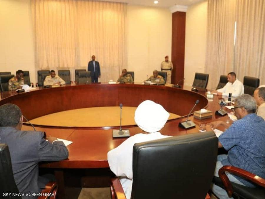 Military Council  And Opposition Talks: The Continuous Game