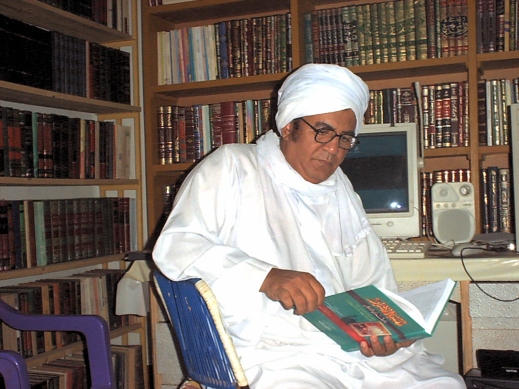 Tijani Saeed Publishes Four Heritage Books