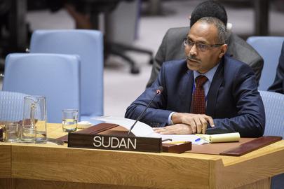Sudan Fatigue
