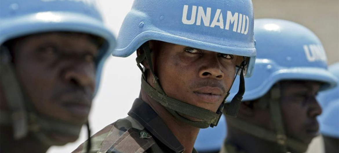 UN: Security Improved In Darfur, More Action Required To Sustain It