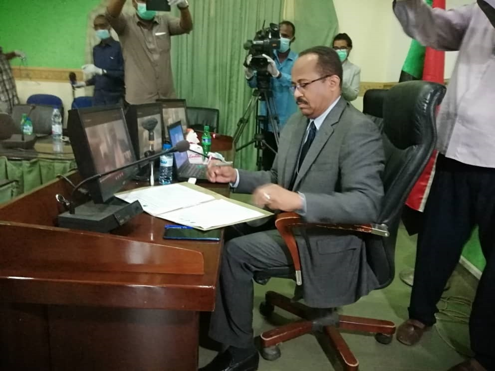 UNAMID Supports Sudan In Combating COVID-19 Pandemic
