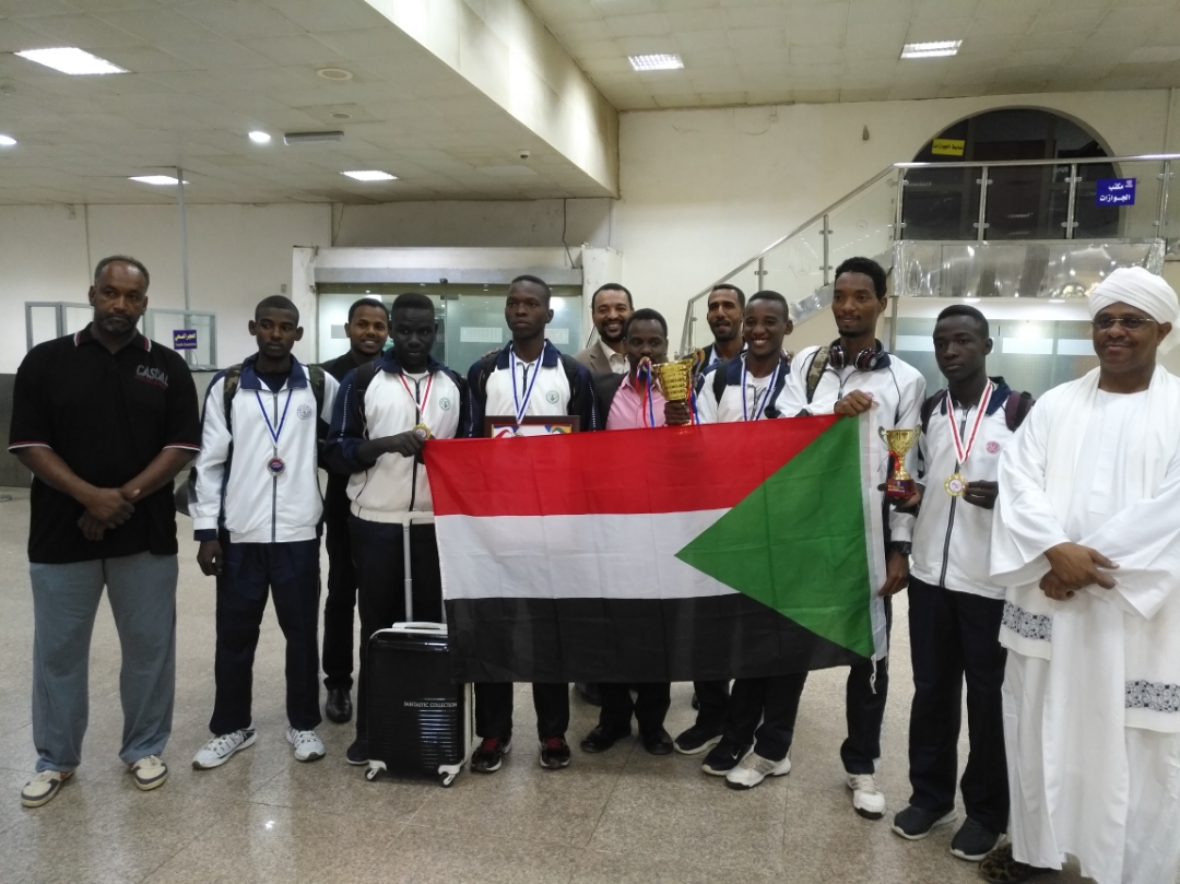 Sudan Performs Spectacularly In Rwanda Taekwondo Championship