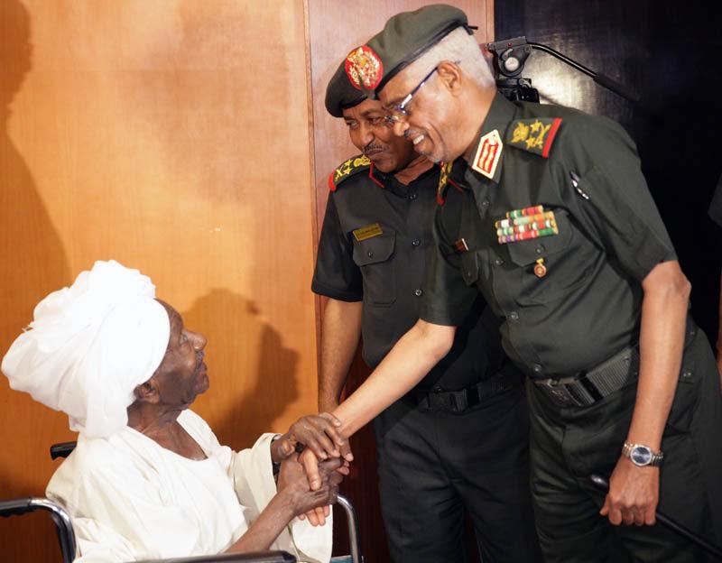 Armed Forces Veterans Honoured