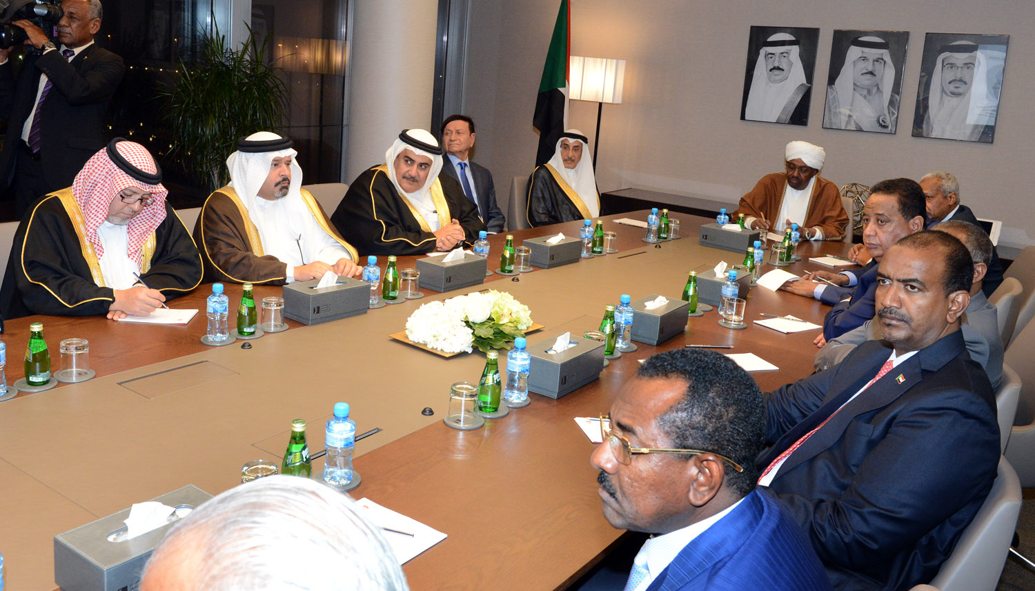 Partnering with the Gulf Countries