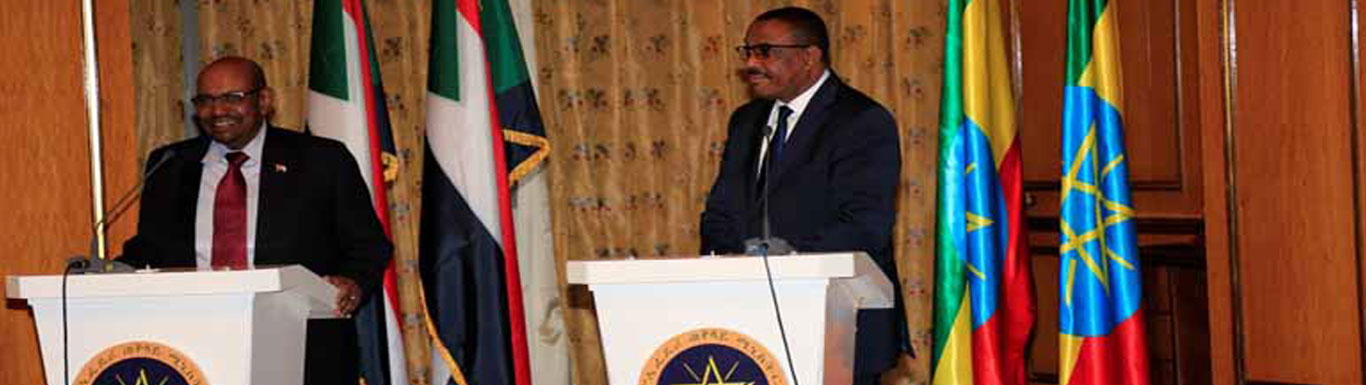 Ethiopia's FM spokesman: Bashir led Sudanese-Ethiopian Relations to Current Pinnacle of Cooperation and Coordination