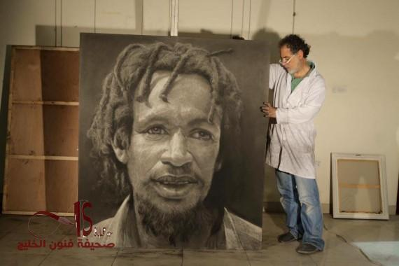 Died of Hunger and Cold on a Cairo Road:  Khartoum Remembers Multitalented  Artist Bahnas