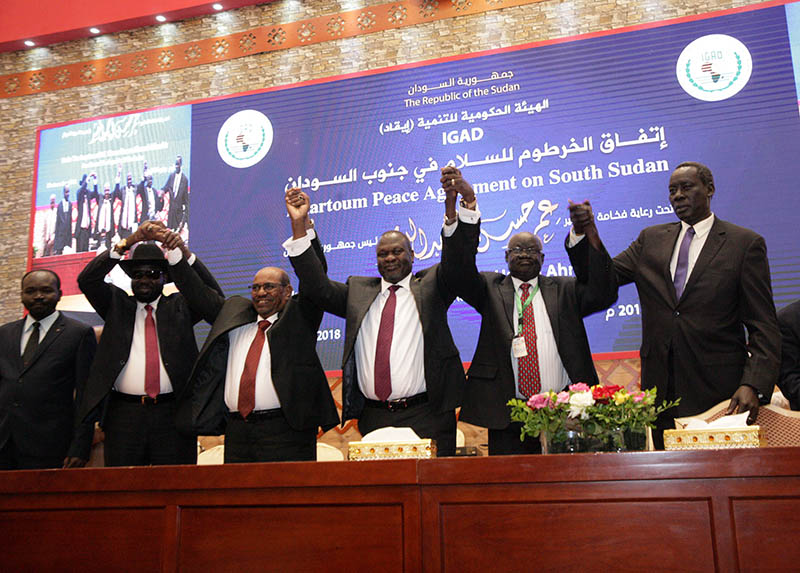 Permanent Ceasefire Declared Throughout South Sudan